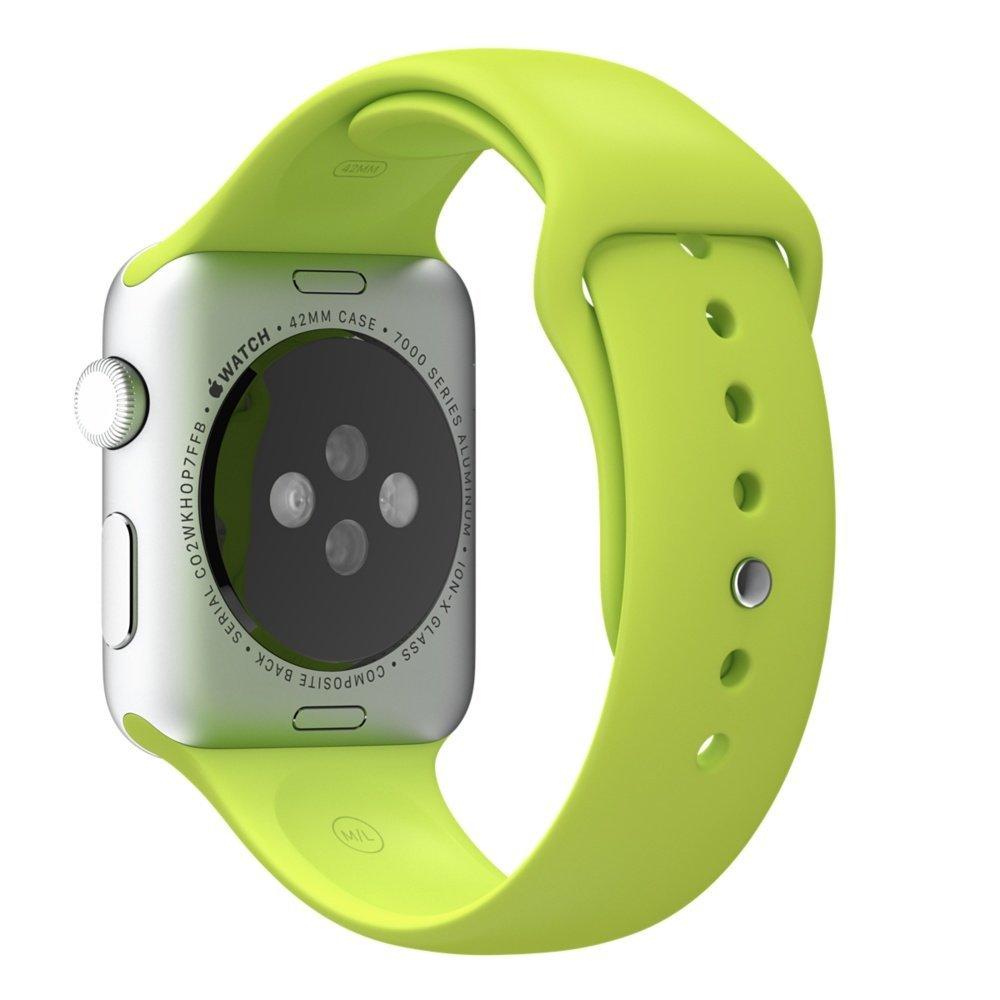 Apple Sport Watch Lime Green