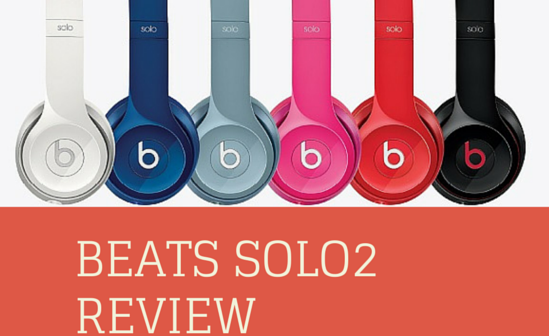BEATS BY DR DRE Solo 2 On Ear headphones