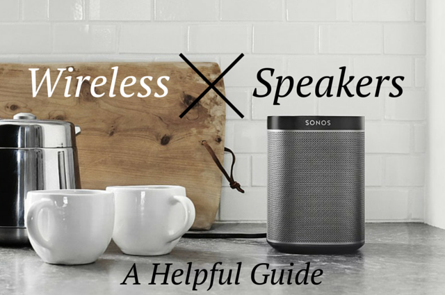 Portable Wireless Speaker Reviews: A helpful buying guide.