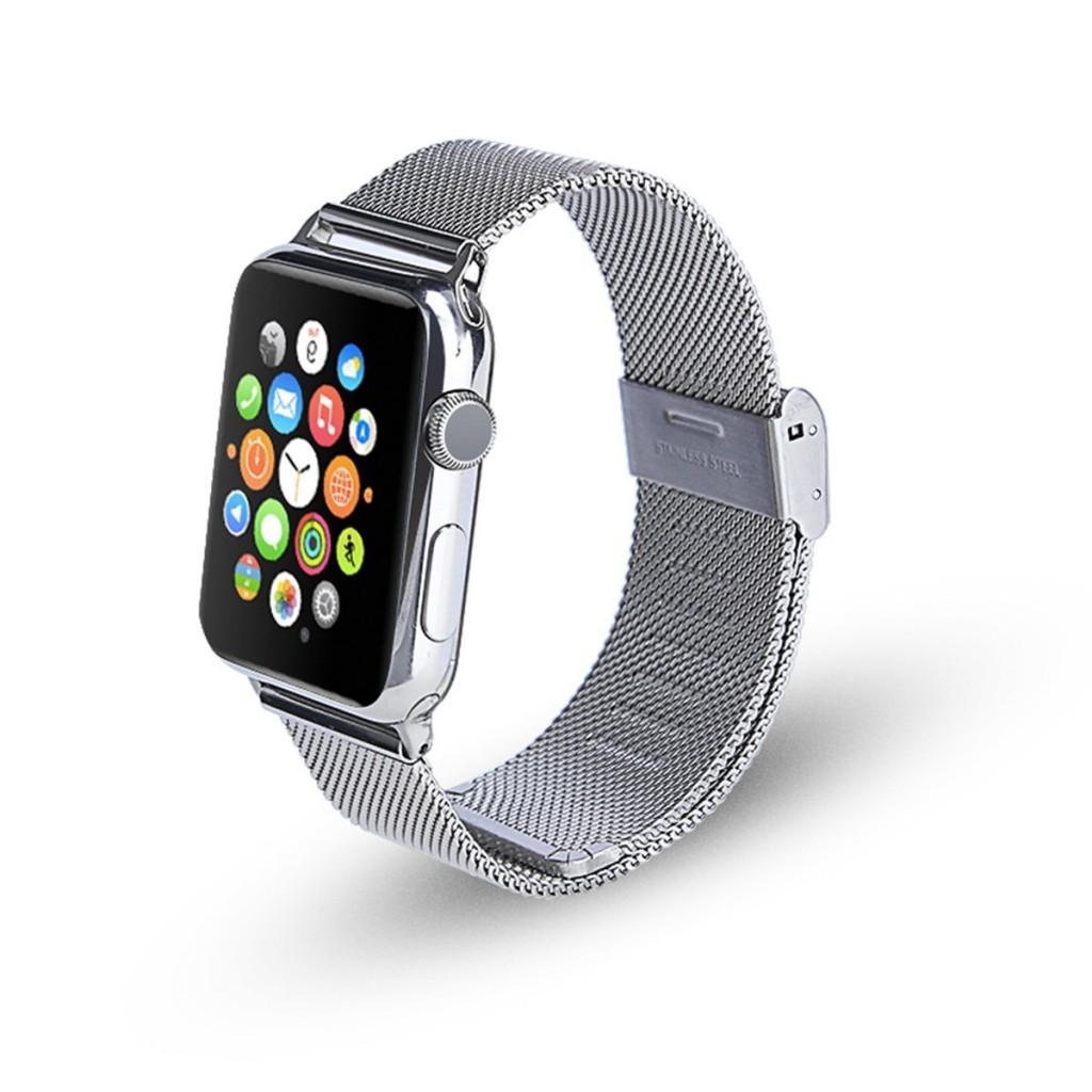 apple watch steel mesh