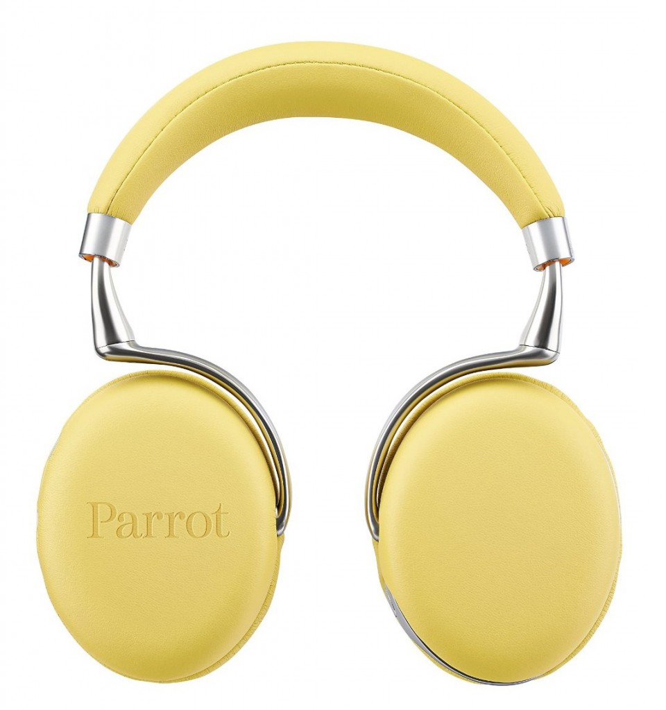 Parrot Zik 2 Yellow