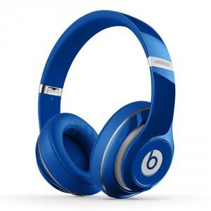 beats studio wireless over ear headphone blue