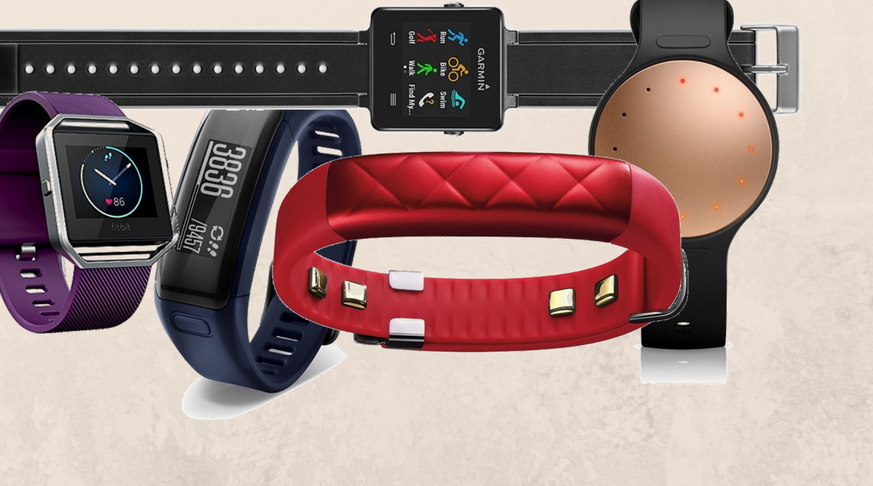 Top Rated Fitness Trackers For 2016