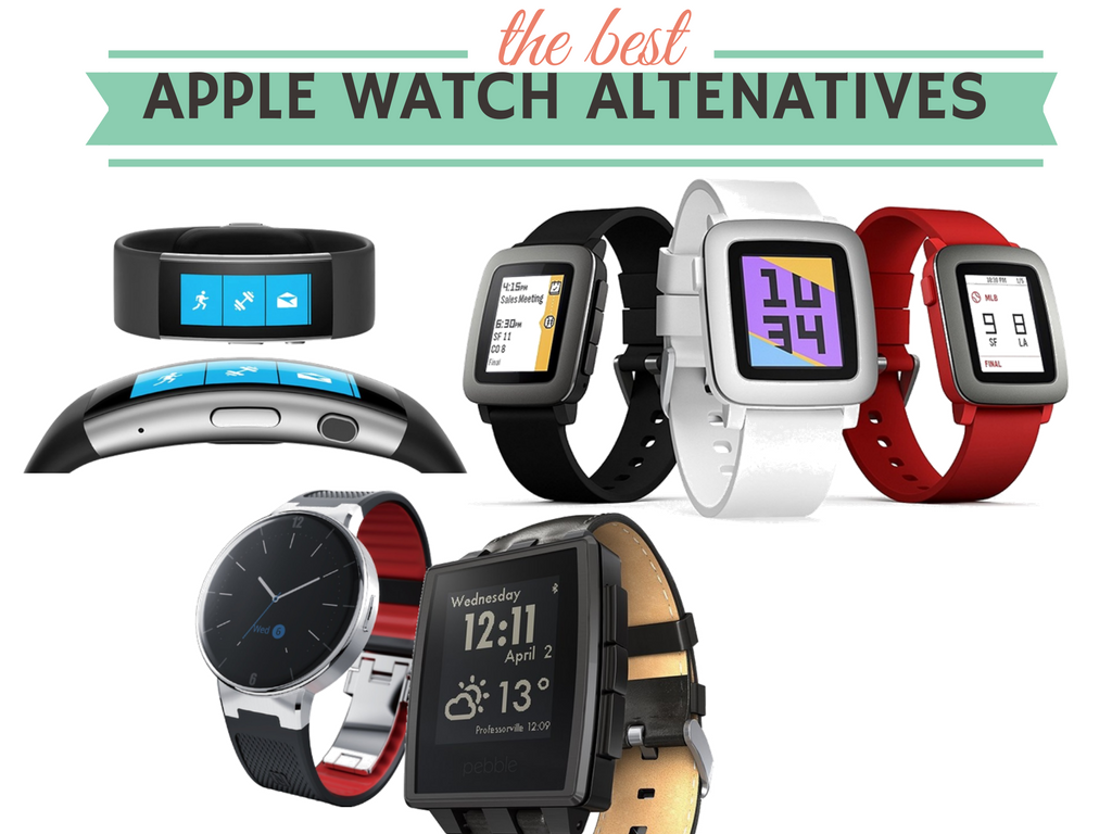 the-best-apple-watch-alternatives