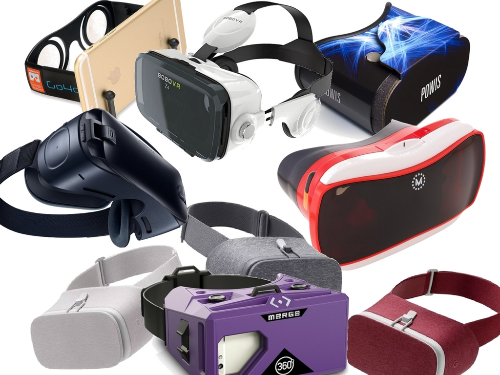 10 best virtual reality headsets for smartphones