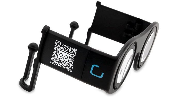Google_Tech_C1_Virtual Reality_Glasses_side