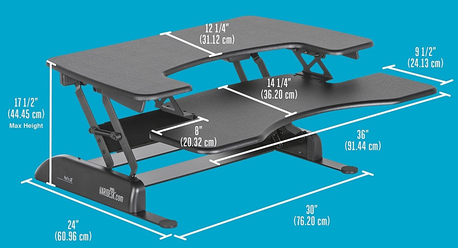 VARIDESK_Height_Adjustable_Standing_workstation