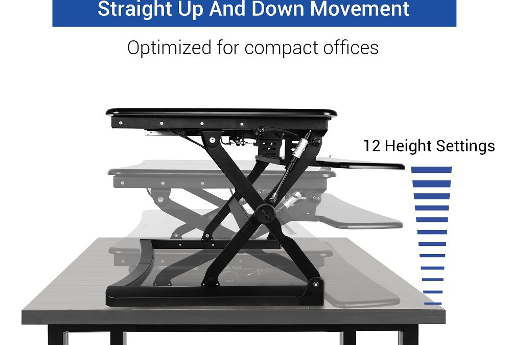 Flexispot 35 Black Stand Up Desks Workstation: Why You Need One