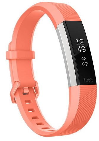 fitbit pink activity tracker for women jays tech reviews