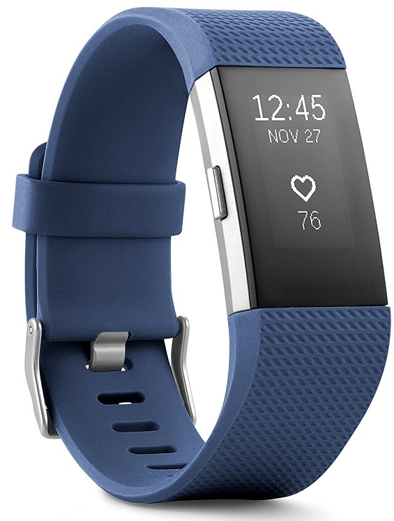 Fitbit-Charge-2-Heart-Rate-Activity-Tracker-in-blue
