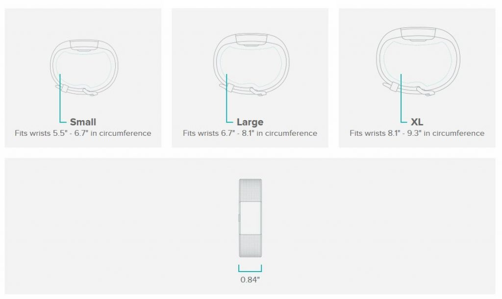 Fitbit-Charge-2-Heart-Rate-Activity-Tracker-sizes