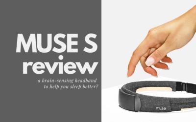Muse S Review: A Brain-Sensing Headband To Help You Sleep Better?