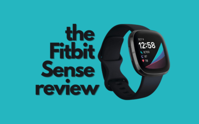 Fitbit Sense Review: The Smartwatch For A Stress-Free Life