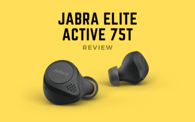 Jabra Elite Active 75t Review: One Of The Best Earphones For Working Out