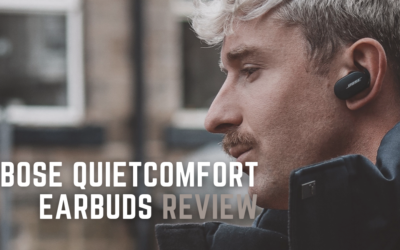 Bose QuietComfort Earbuds Review: The Best Active Noise-Cancelling Headphones